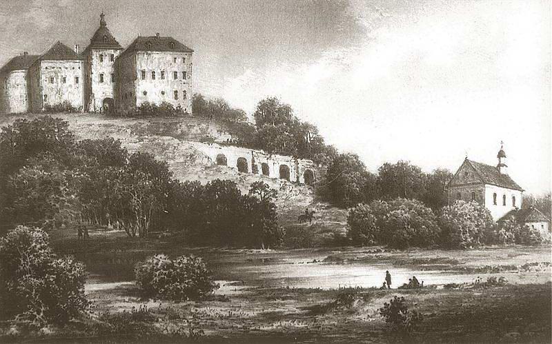 [1878 – 1880 рр.] Загальний вигляд зі сходу