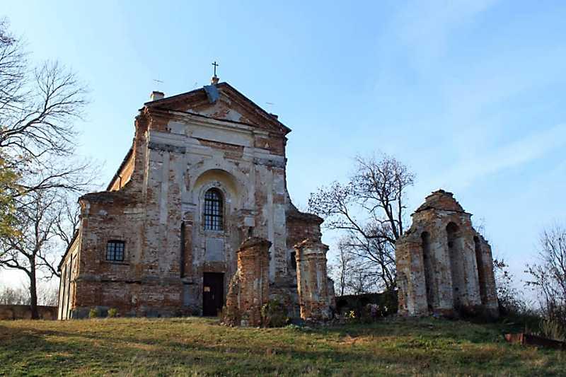 Костел св.Антонія Падуанського