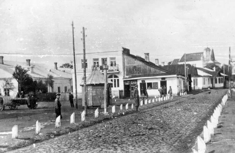 1938 р. Панорама центру