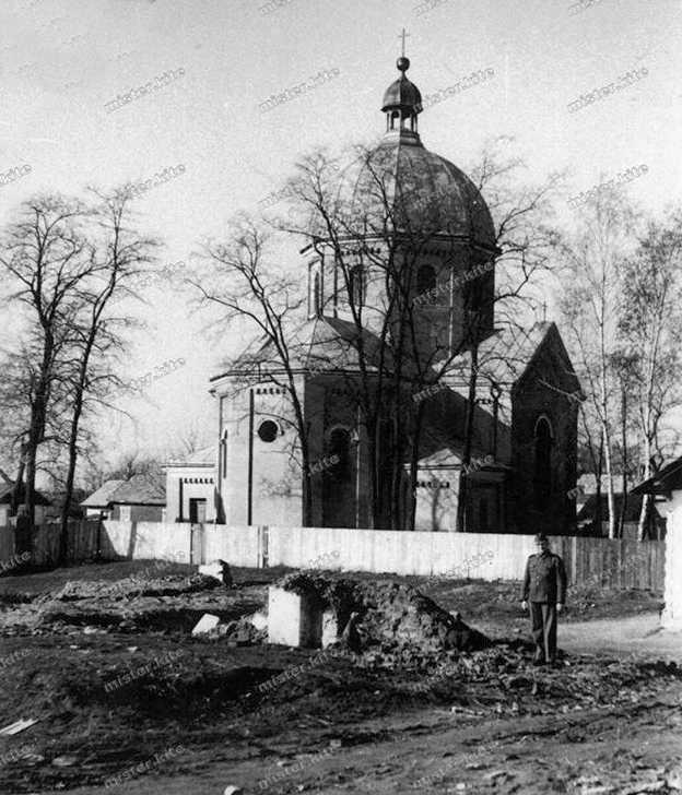 1915 р. (?) Загальний вигляд з позиції…