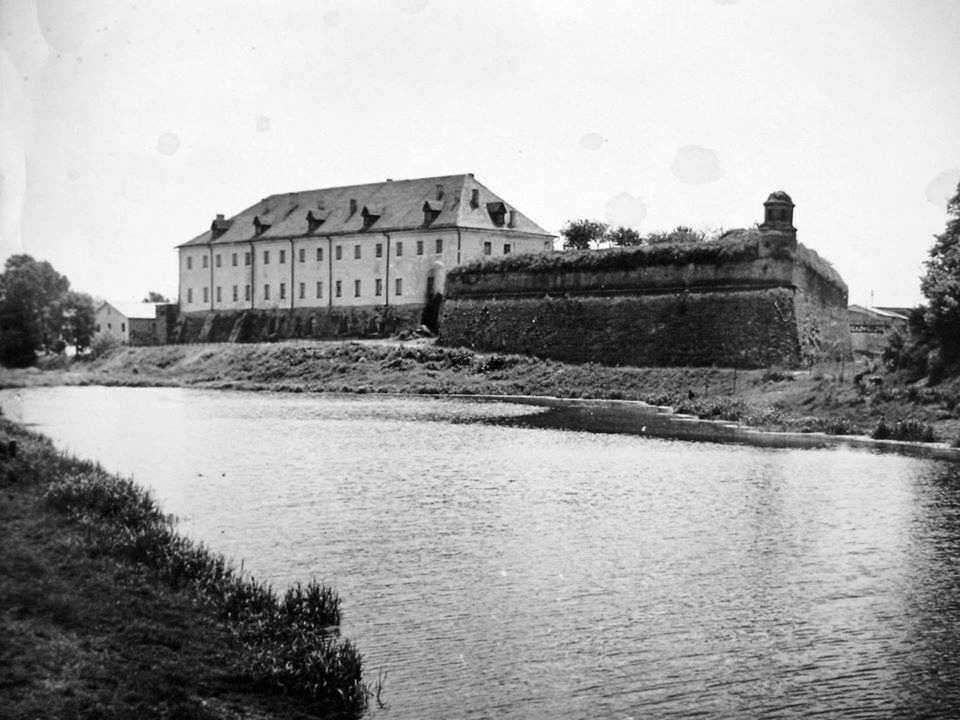 Поч. 20 ст. (?) Палац Любомирських і…