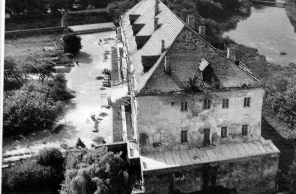 1960-і (?) рр. Вигляд зі сходу
