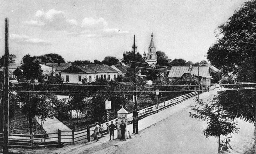 1930-і рр. Перспектива вул. 3-го травня