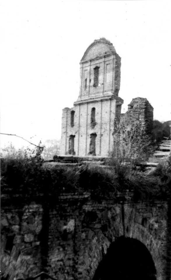 1950-і (?) рр. Міст і південний корпус