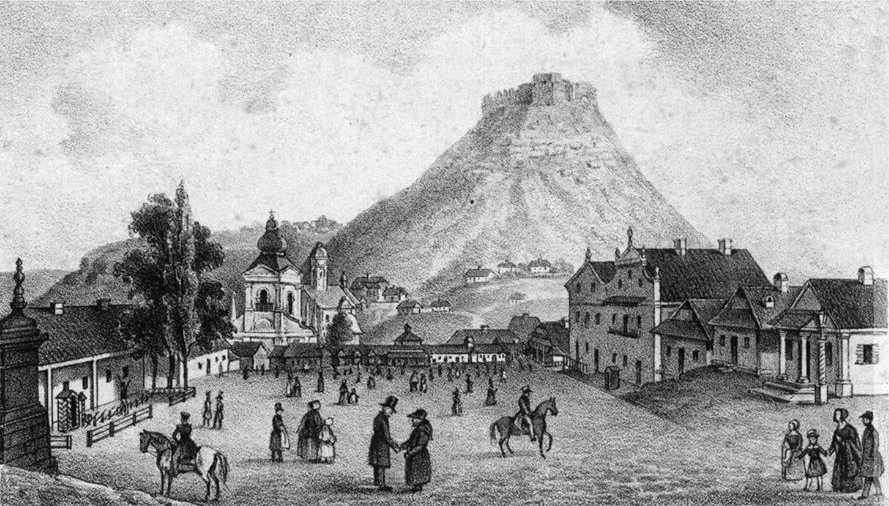 Сер. 19 ст. (?) Ринкова площа