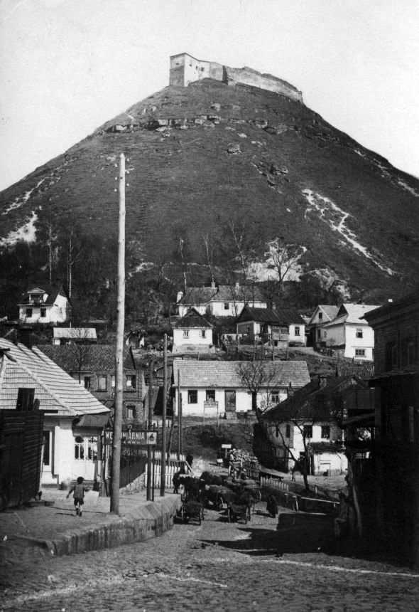 1930-і (?) рр. Загальний вигляд із…