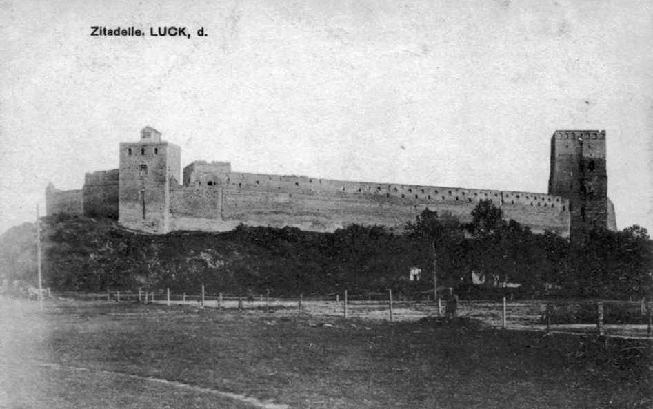 1916 р. (?) Загальний вигляд з півночі