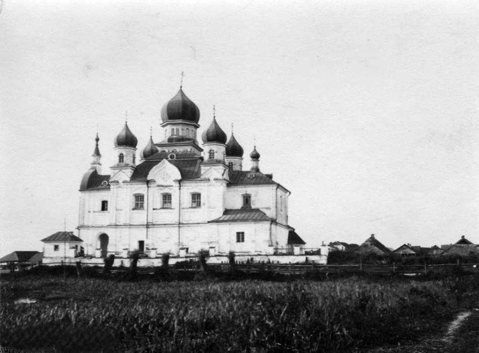 1916 р. Загальний вигляд з позиції С2