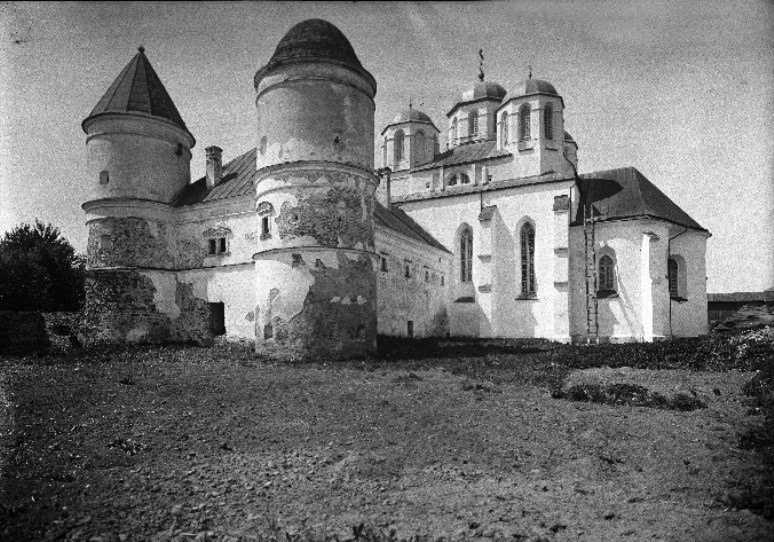1935 р. Загальний вигляд з півдня (2)