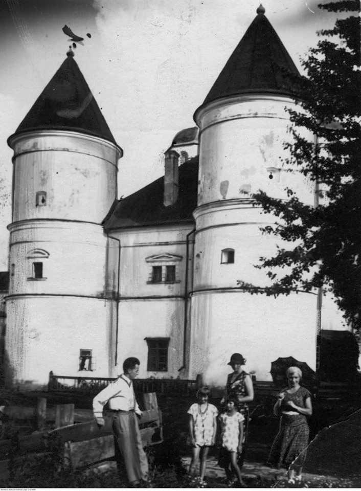 1930-і (?) рр. Загальний вигляд з півдня