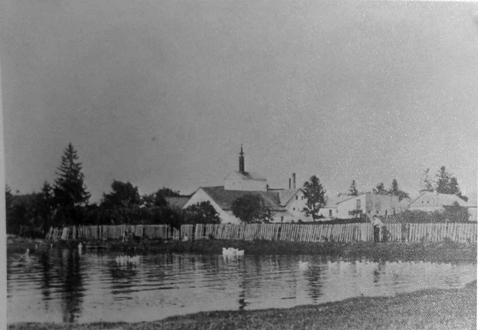 1930-і (?) рр. Панорама броварні