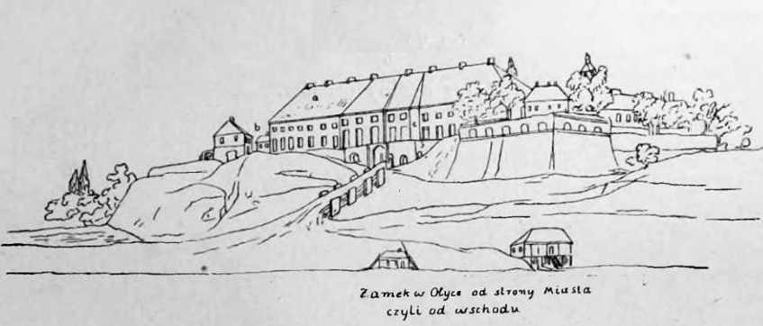1930-і (?) рр. Загальний вигляд зі сходу