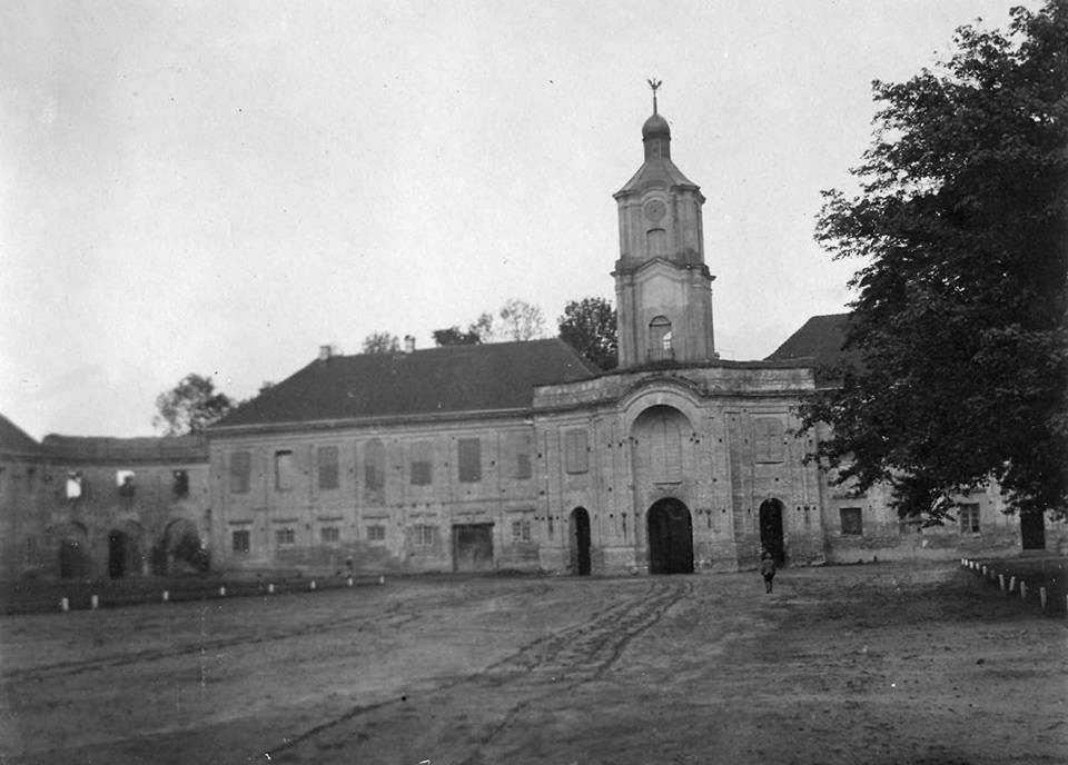 1930-і (?) рр. Загальний вигляд палацу
