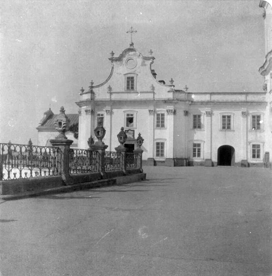 1907 р. Корпус келій