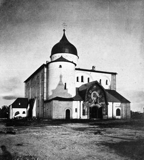 1912 р. Загальний вигляд із заходу