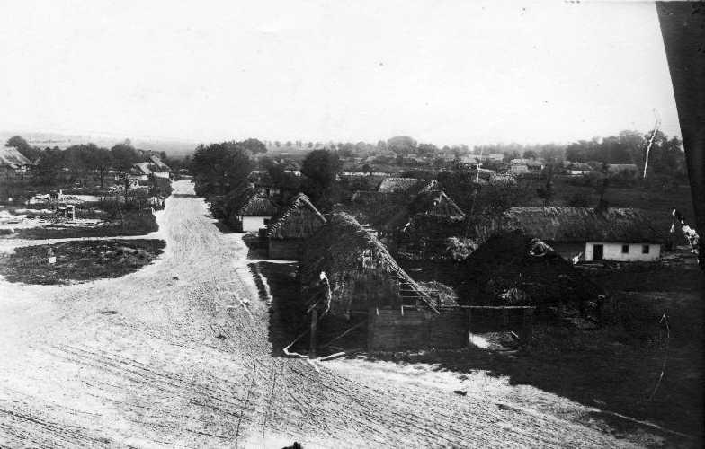 1917 р. Вид села