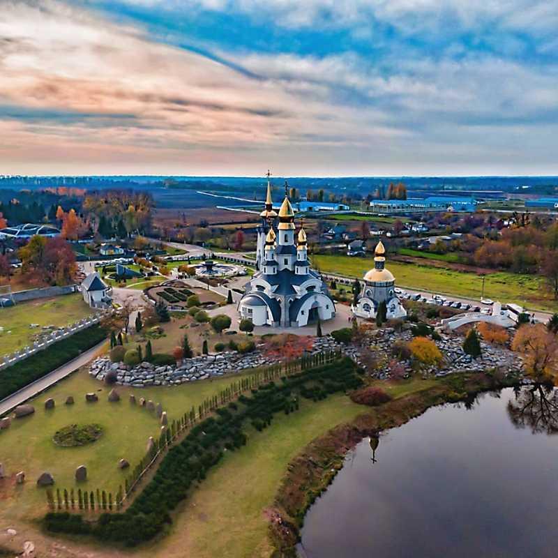 Церква св. Євгенія