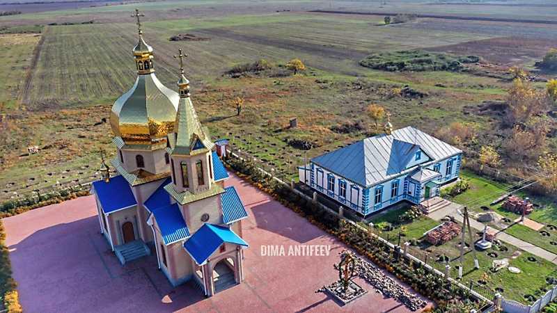 Церква св. Іоана Богослова