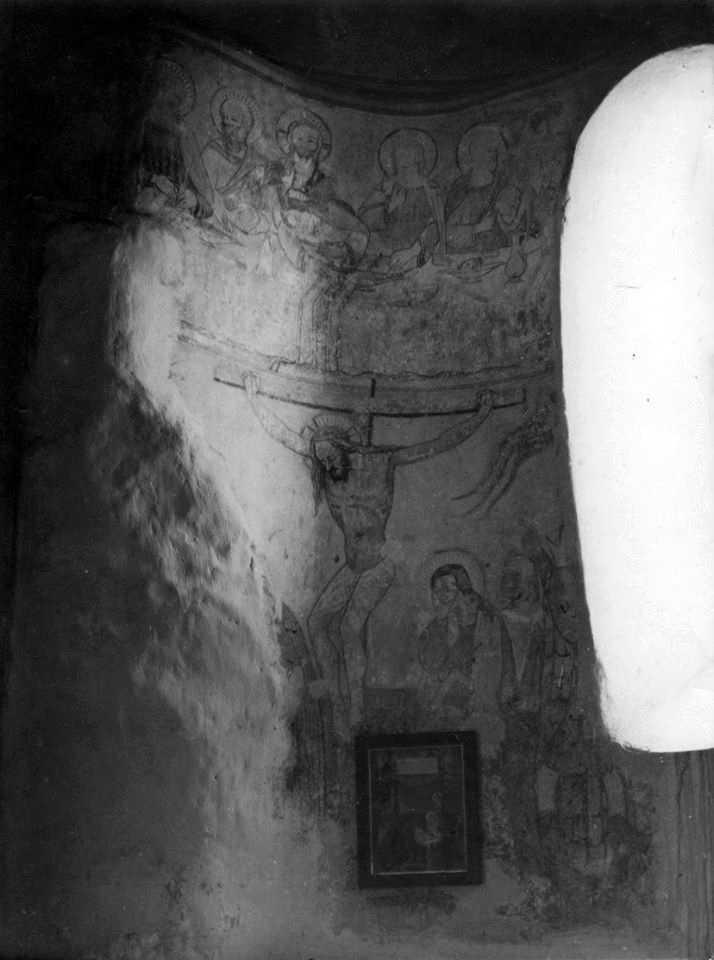 Фрагмент стінопису