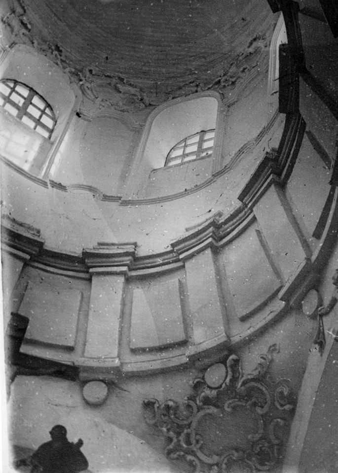 Інтер'єр головного купола
