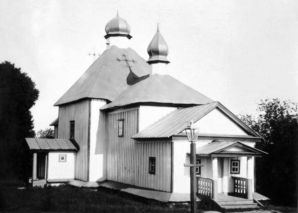 Церква св. Миколи