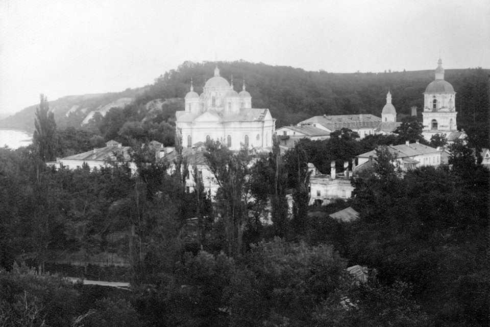 1920-і рр. Загальний вигляд з півночі