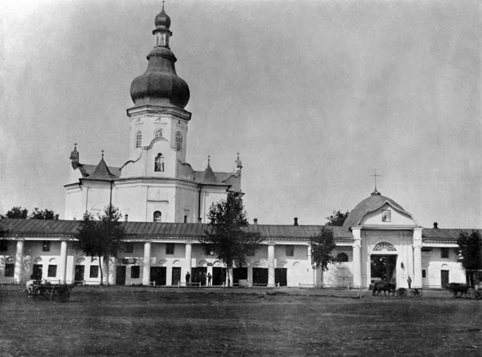 [1920-і рр.?] Загальний вигляд зі сходу