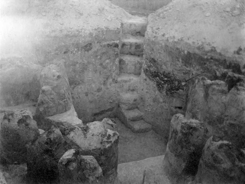 [1920-і рр.?] Фрагмент розкопок