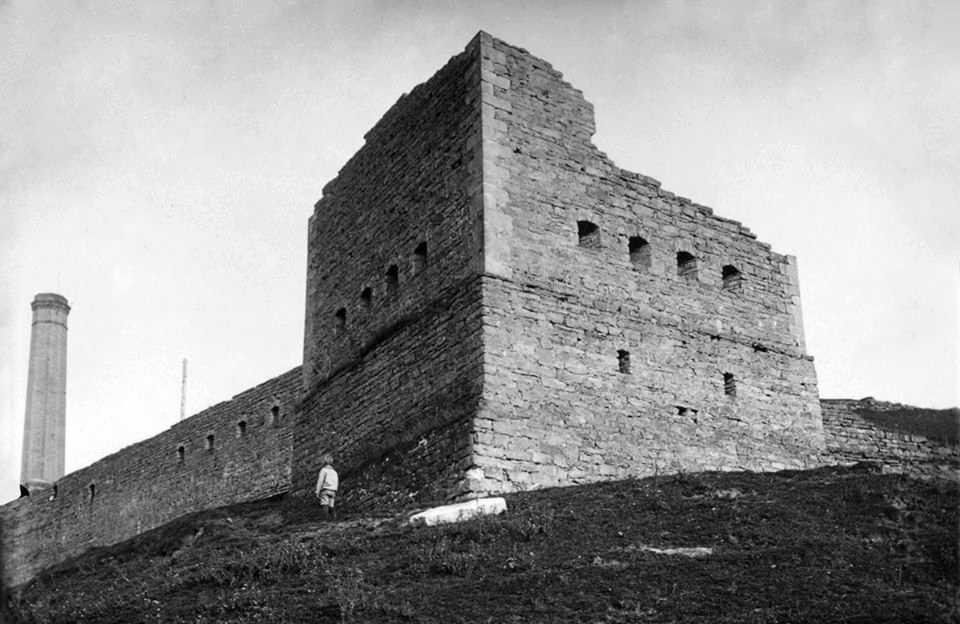 1932 р. Загальний вигляд із заходу