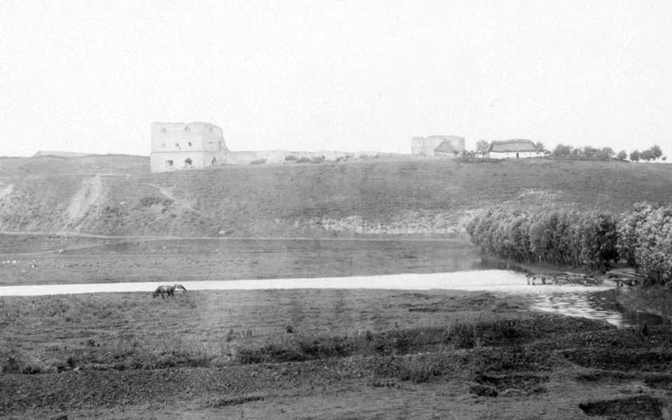 [1920-і рр.?] Панорама села і замку