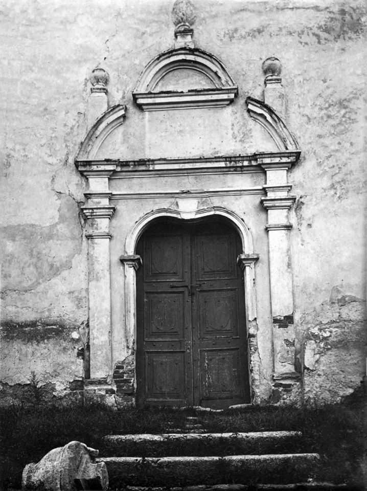 [1920-і рр.?] Західний портал