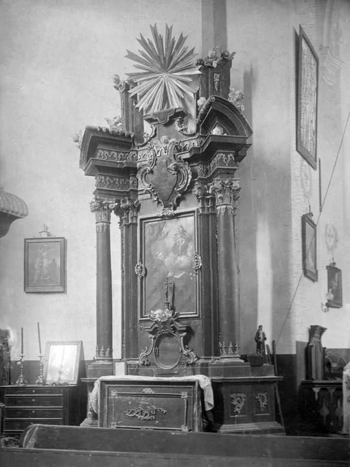 [1920-і рр.?] Бічний вівтар