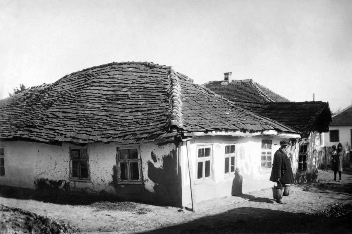 1920-і рр. (?) Хата