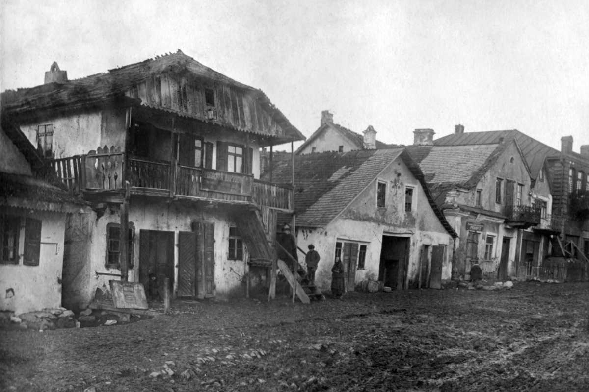 1920-і рр. (?) Забудова міста (2)