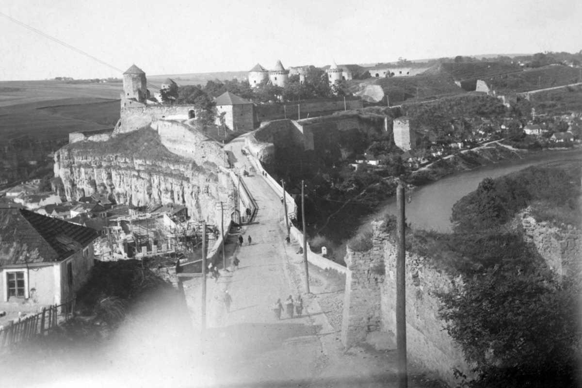 1930 р. Загальний вигляд зі сходу (2)