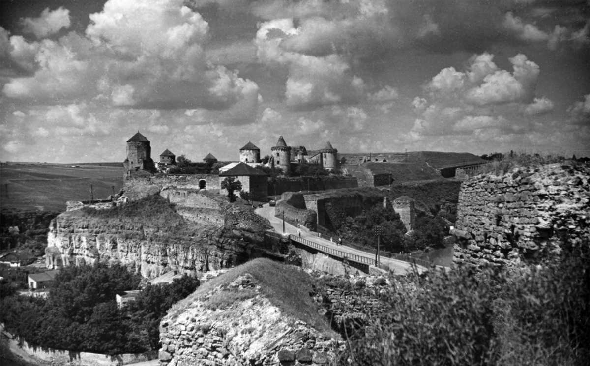 1920-і рр. (?) Загальний вигляд зі сходу