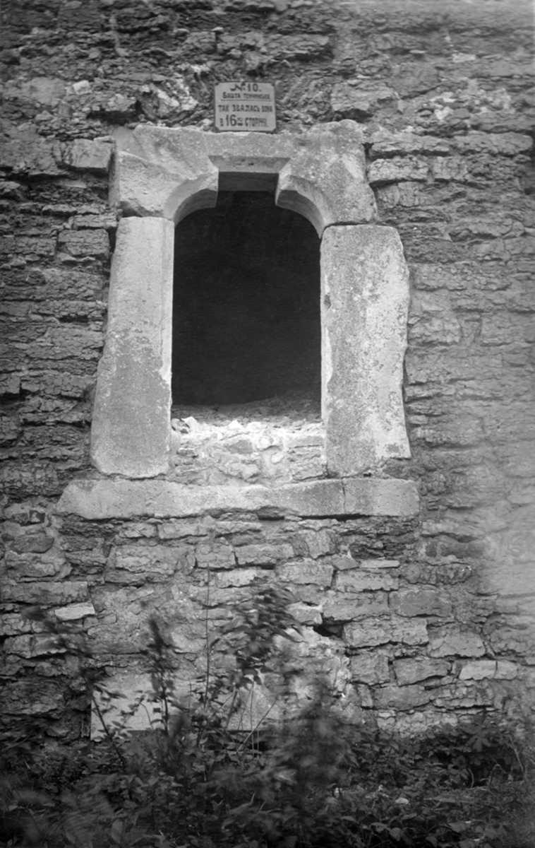 1920-і рр. (?) Двері башти