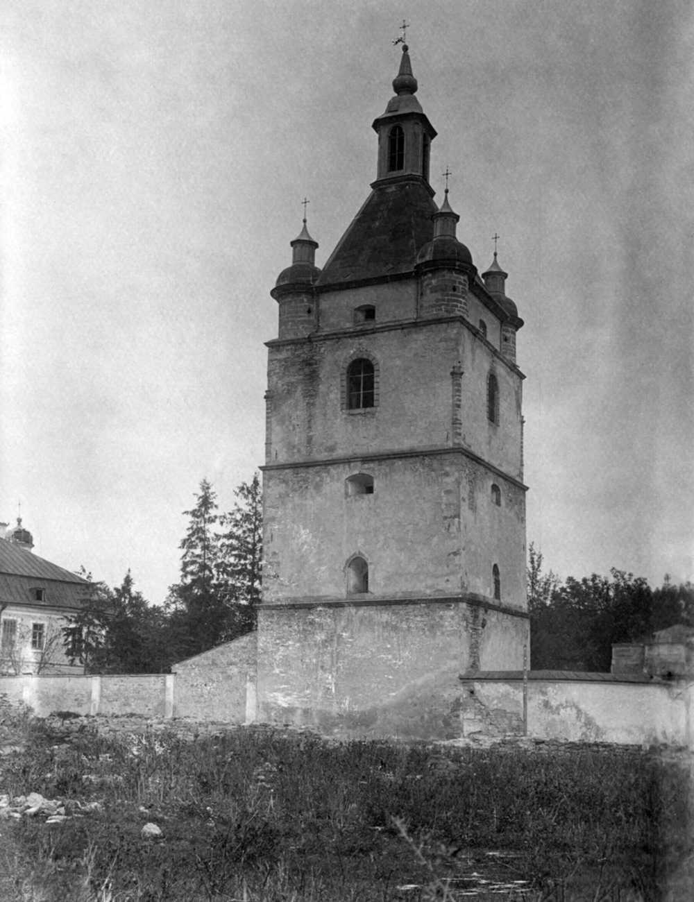 1924 р. Загальний вигляд з південного…