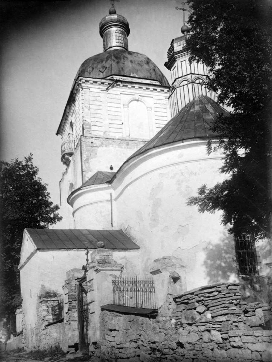 1920-і рр. (?) Вигляд зі сходу