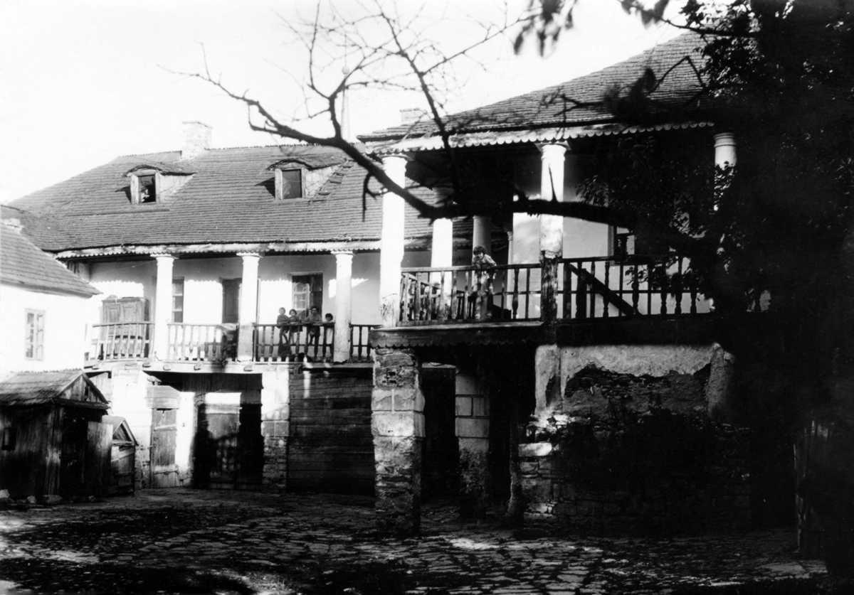 1920-і рр. (?) Будинки із гонтовими…