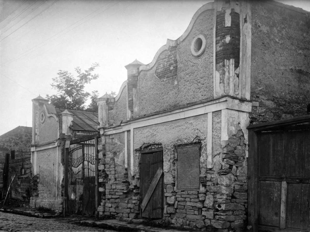 1920-і рр. (?) Будинки на вул. Довгій