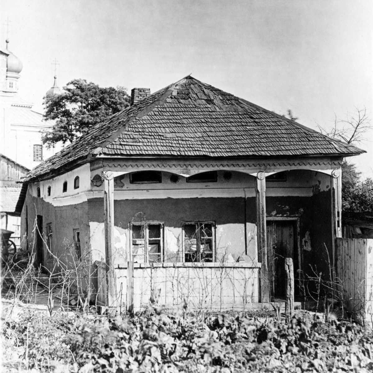 1920-і рр. (?) Житловий будинок (2)
