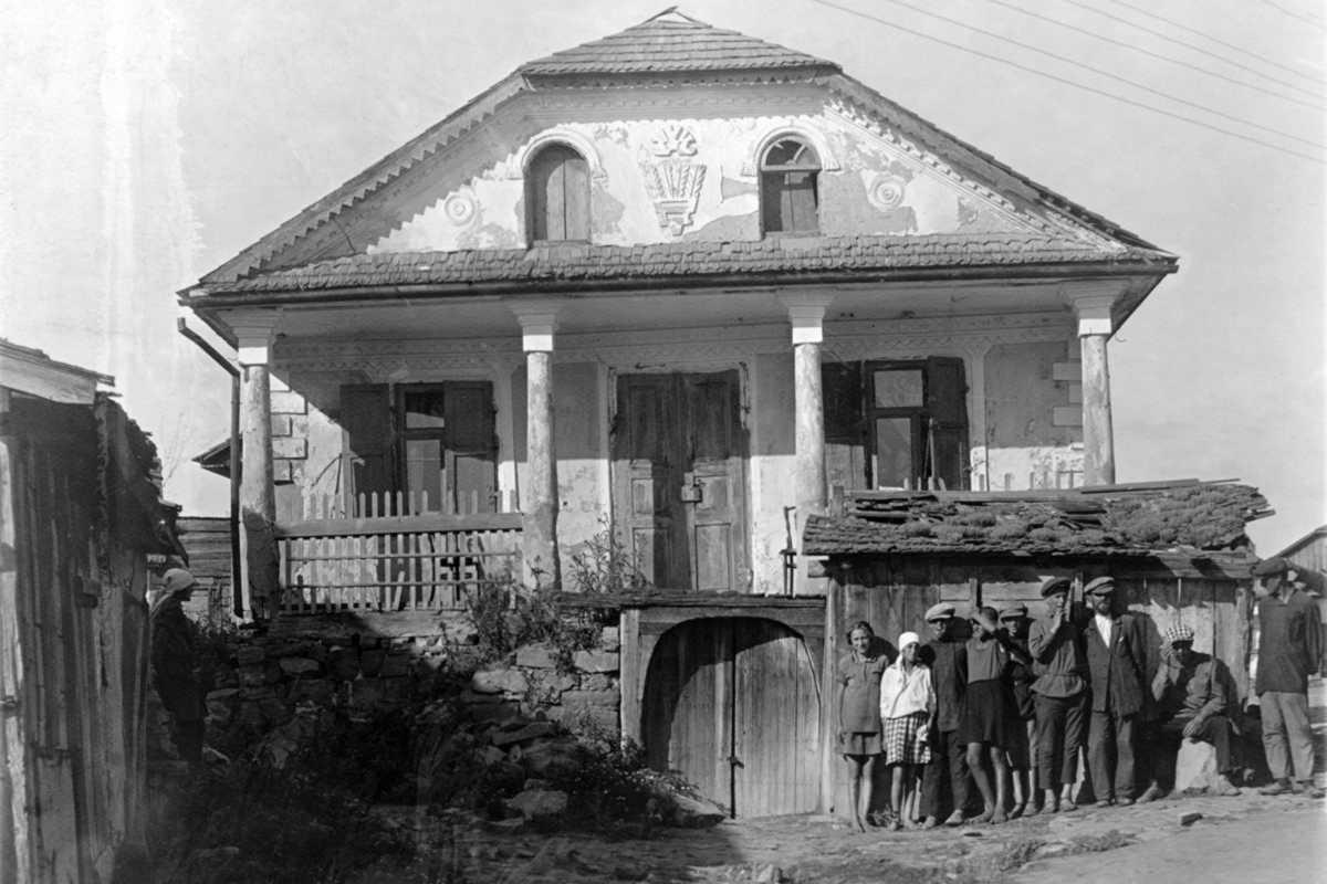 1920-і рр. (?) Житловий будинок (3)