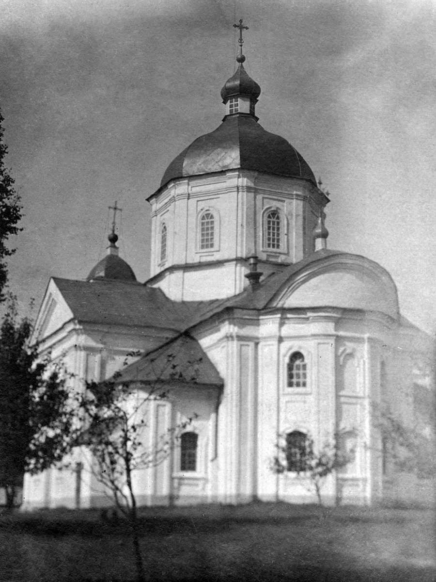 Церква Трьох святителів