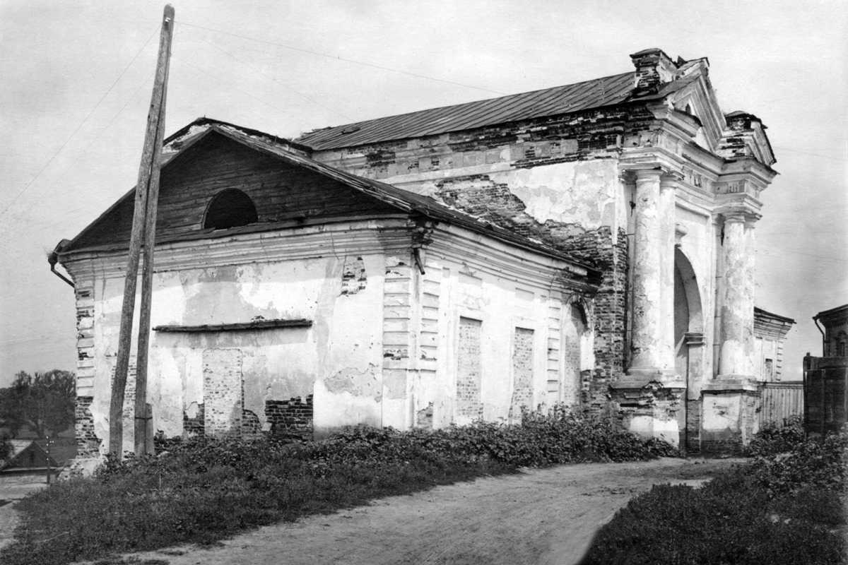 1920 р. Вигляд збоку