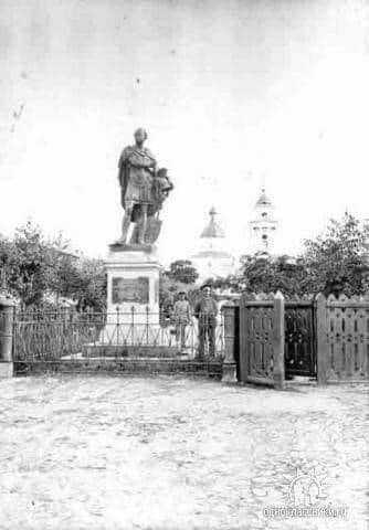 Пам'ятник П. О. Рум'янцеву-Задунайському