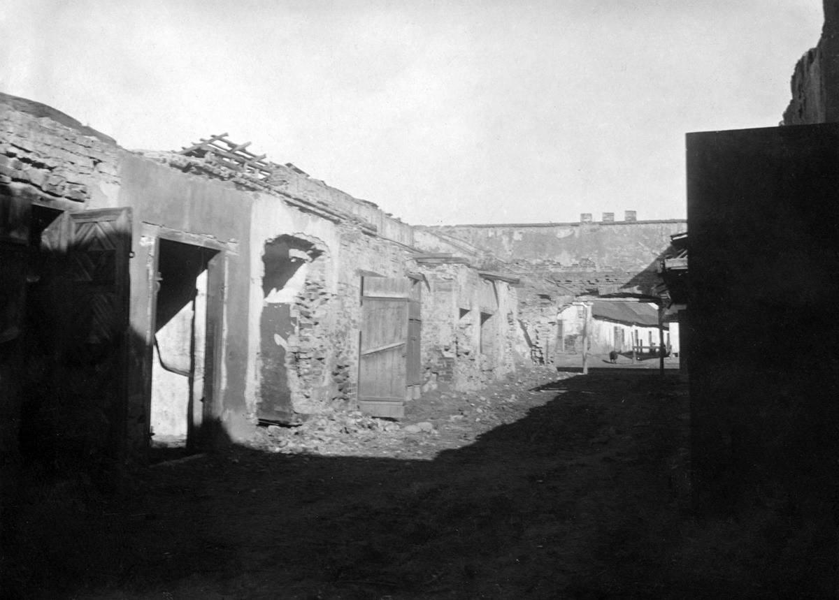 1920-і рр. (?) Внутрішній двір ратуші