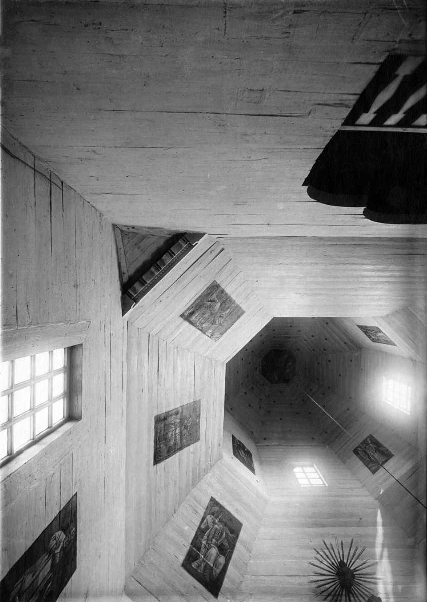 1920-і (?) рр. Інтер'єр верху