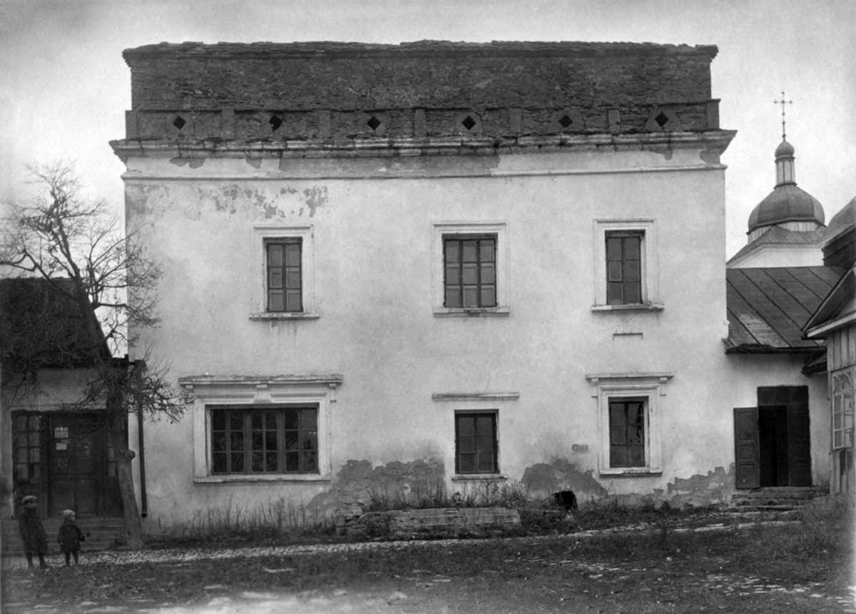 1920-і рр. (?) Фронтальний вигляд