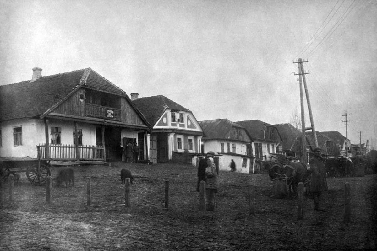 1920-і рр. (?) Рядова забудова